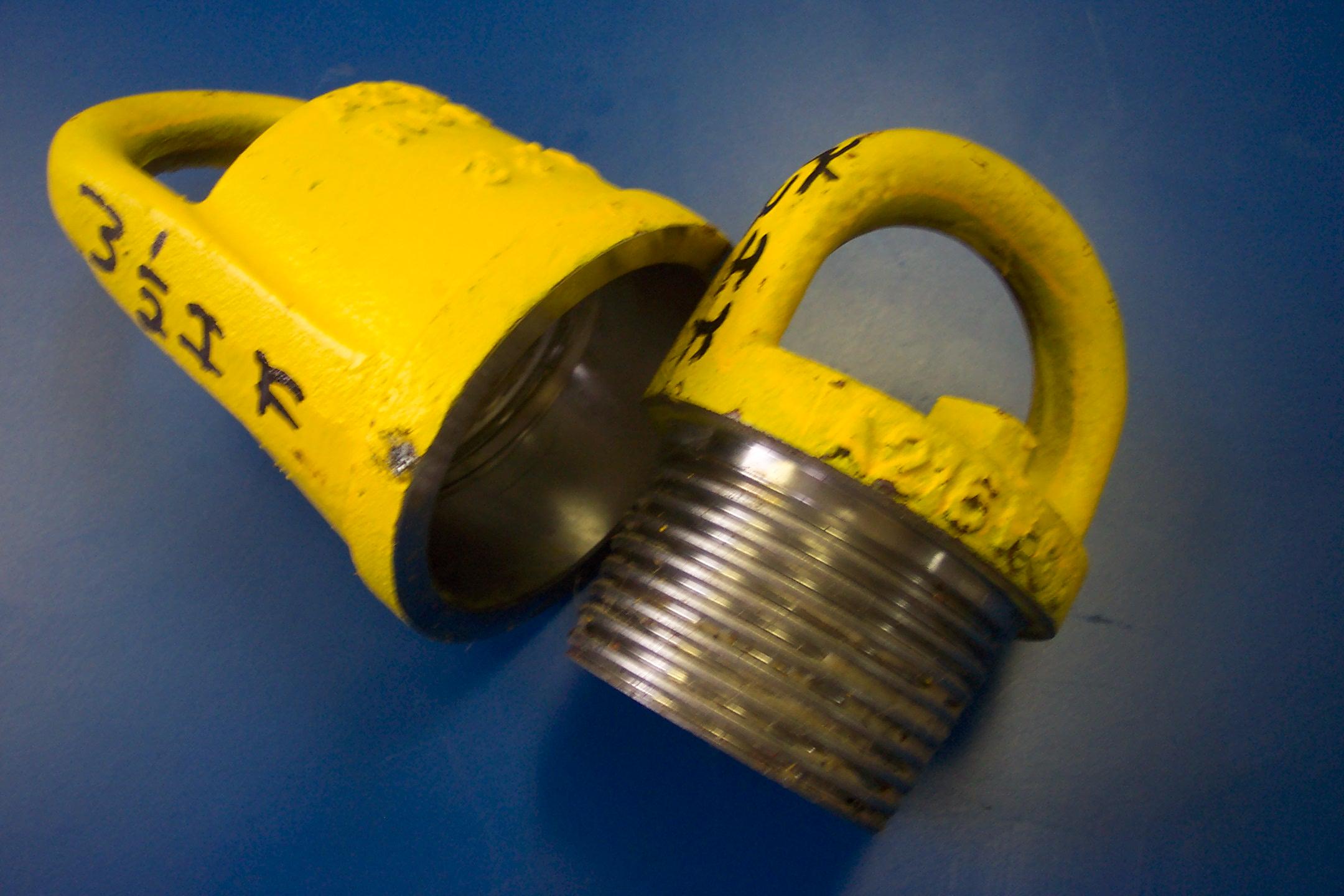 Thread Protector Inc Cast Lifting Bails